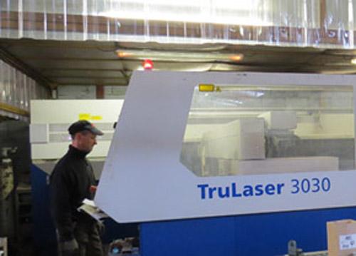 Notre outil de découpe laser