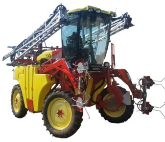 HIGH CLEARENCE TRACTOR VV1400
