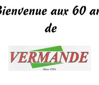 60 years of VERMANDE