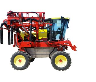 1HIGH CLEARENCE TRACTOR VV 1400 VB for Vine & Berries