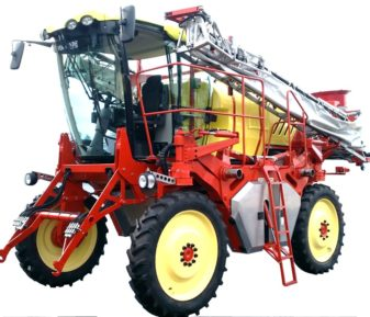 1HIGH CLEARENCE TRACTOR SPIDER S2000